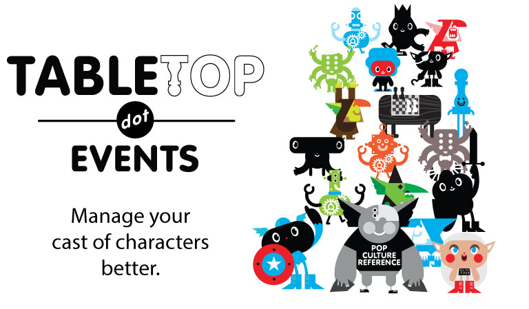 a small sea of attendees
